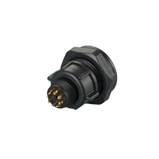 Quick Connector Power Waterproof IP67 Overmolding Cable Connectors