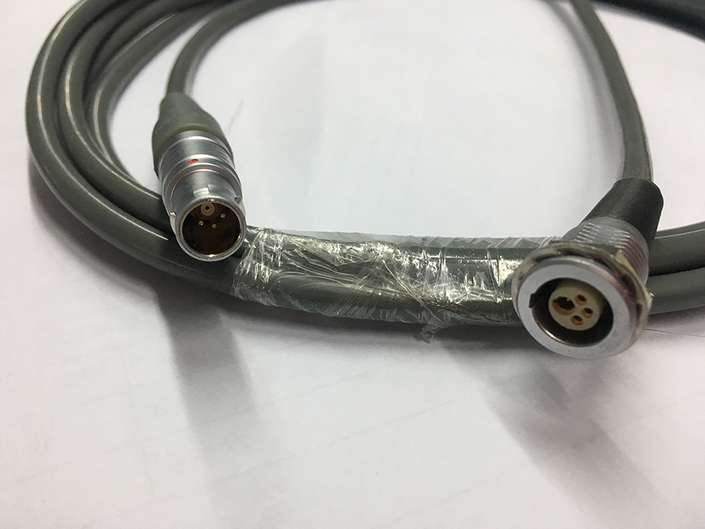 Medical coaxial connector