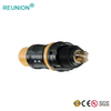 REUNION P Series - Professional Manufacturer Plastic Female Connectors 10pins Quick Push-Pull System