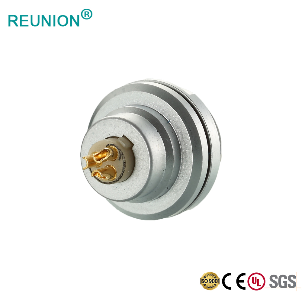 IP50 High Quality Easy Push-Pull Female Socket in Shenzhen REUNION Manufacturer