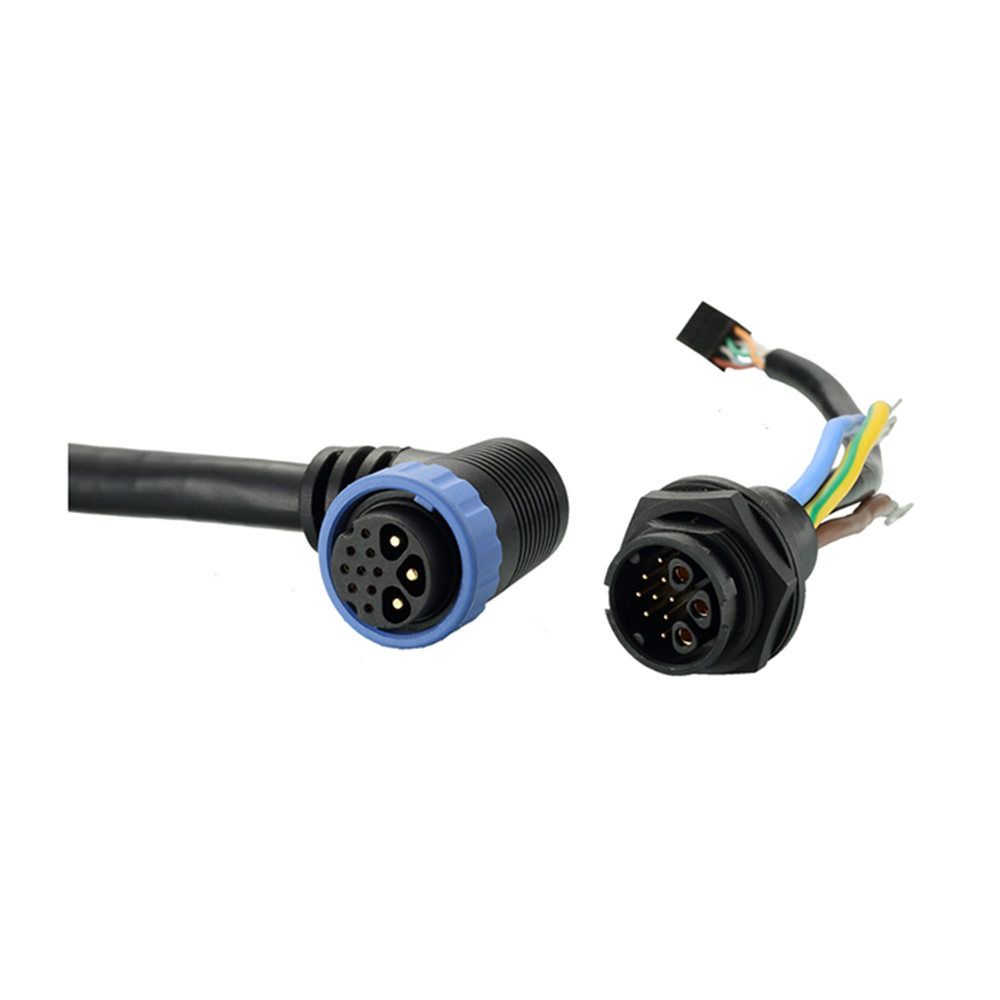 REUNION Professional Electronic High Level Water-resist IP67 Waterproof Connector 12pin Industrial Plug IP67