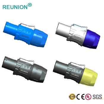 New Products-3N Series Power Connectors