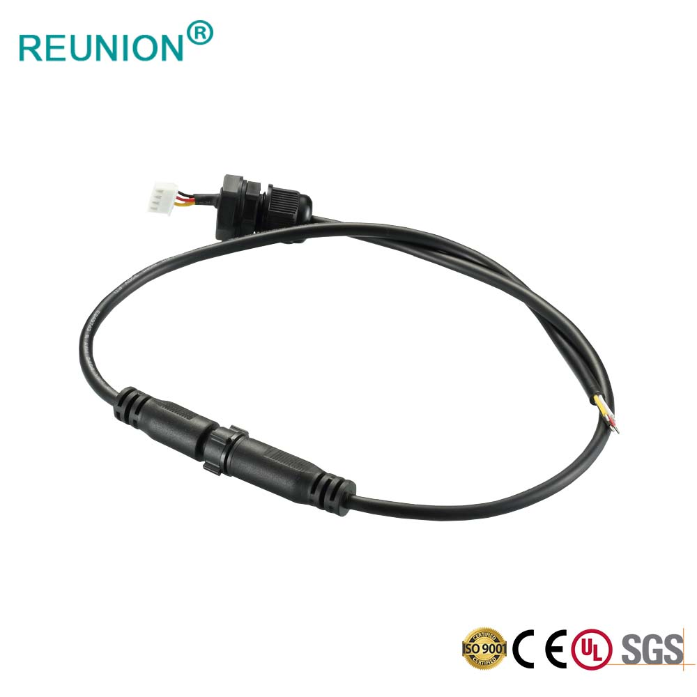UL Certificated Reunion M series street lighting module waterproof plastic led connector
