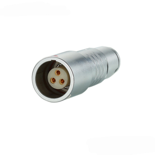 SHG.1K303.CPL - Metal shell couplers safe and stability male female plug and free socket connector