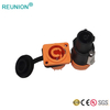 Wholesaler IP67 Waterproof 3 Pin Powercon Plug Led Powercon Connector for Power Supply