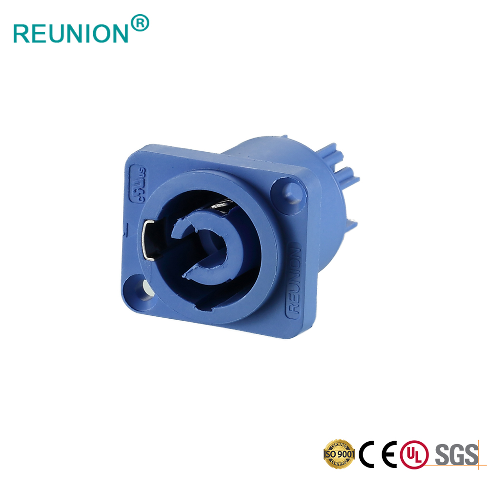 2019 Most Selling Plug Socket Power Connector Powercon Field Mounting Cheap Price
