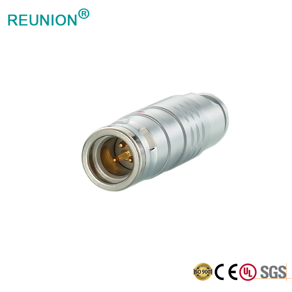 Push-pull Connector with Multi-Pole From 2 to 26 Pins 0K 1K 2K 3K Watertight Connectors