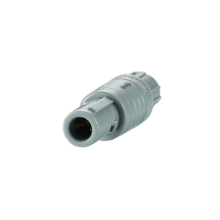 Factory Supplier 1P Plastic Power Connectors for Medical Monitoring System