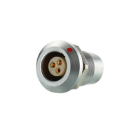SQG.0B303.CPL - SQG EGG EGA Metal Circular Connector 2 3 4 5 6 7 9 Pin Female Receptacle