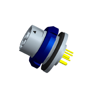 IP67 Custom 2PIN 3PIN 4PIN 5PIN 6PIN Waterproof Connector for Street Lights And Public Lighting
