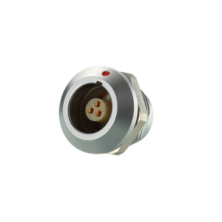 K Series Female Receptacle 16pins Medical Power Connector