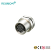 M12 3 4 5 Pin 3pin 4pin 5pin Waterproof IP67 IEC Male Female Aviation Sensor Wire Cable Connector