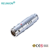SMG.2K326.CPL - Metal Medical Connector IP67 Waterproof Couplers