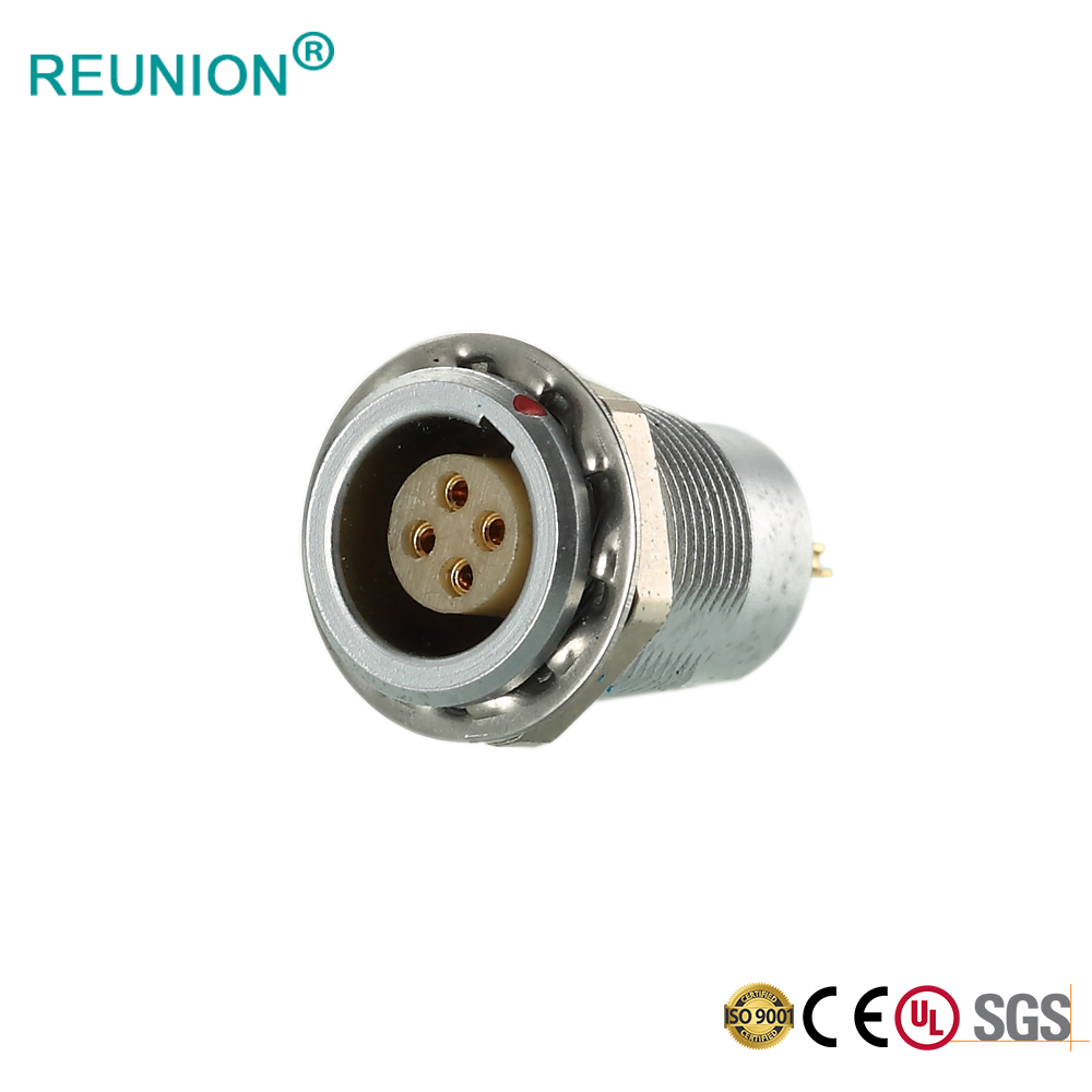 REUNION B series 8pins male connector for Automotive